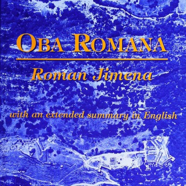 OBA ROMANA Roman Jimena, with an extended summary in English